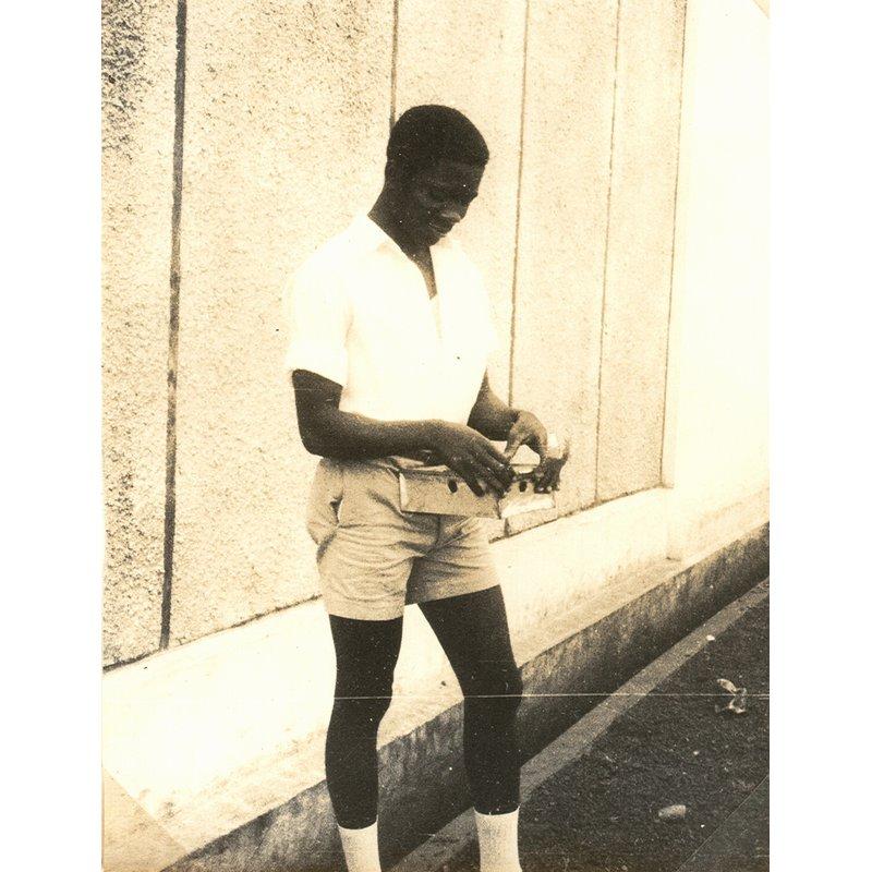 Tuning of two kondi and one kongoma