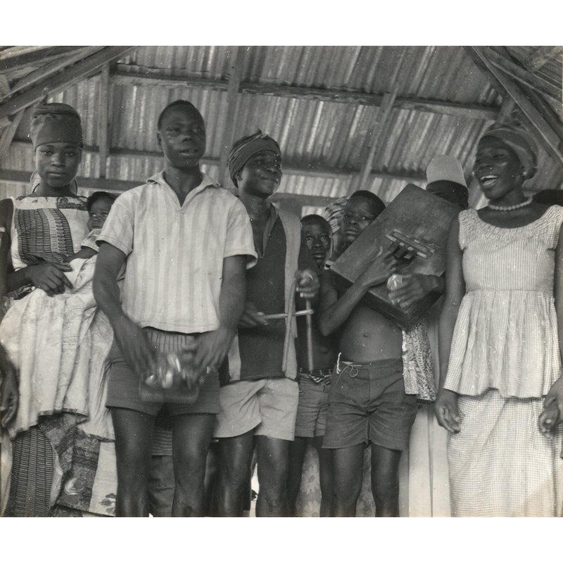 Tuning of ututen and kongoma