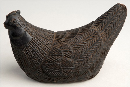 Wooden Fowl