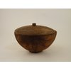 Wooden Lidded Bowl