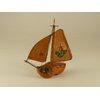 Miniature Holland Boat