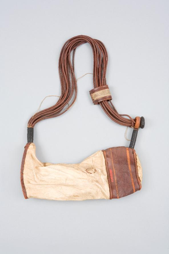 Mori Leather Bag