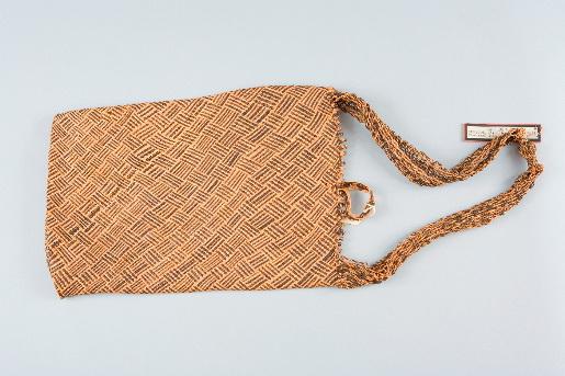 Woven Grass Bag