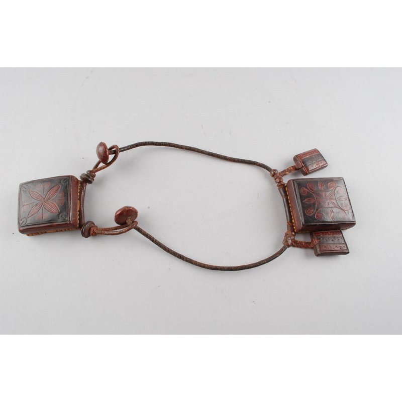 Leather Sebe Necklace