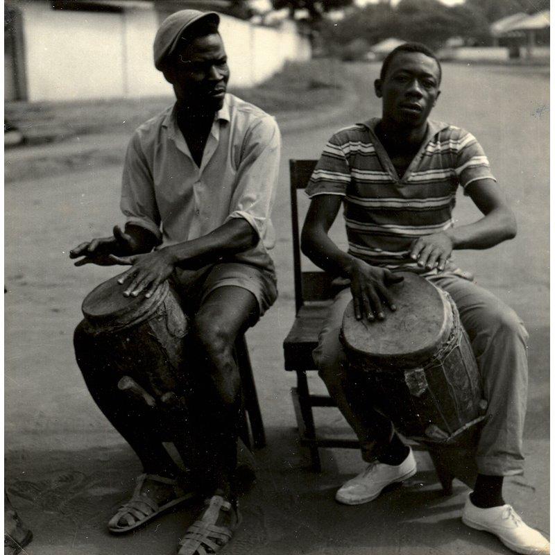 Soso drumming