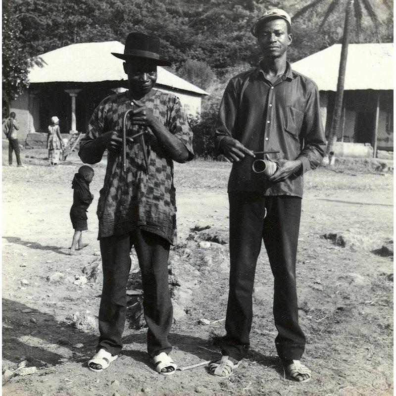 Limba praise song for the Paramount Chief Alimamy Sheku II of Biriwa Chiefdom