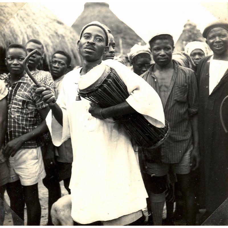Limba dance song, followed by tuning of kondi