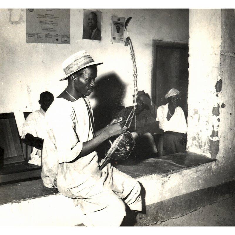 Yalunka hunters dance song
