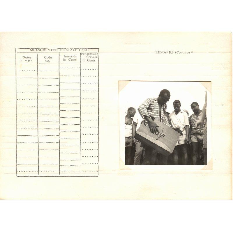 Tuning of two kongoma