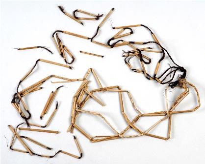 Rush Bead Necklace