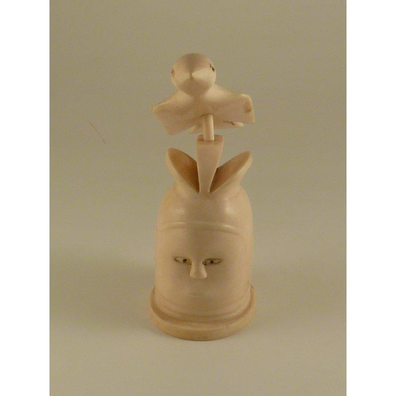 Ivory Sowei Mask