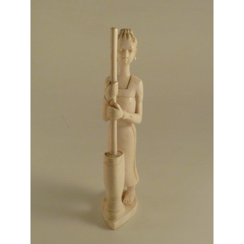 Ivory Female Figure