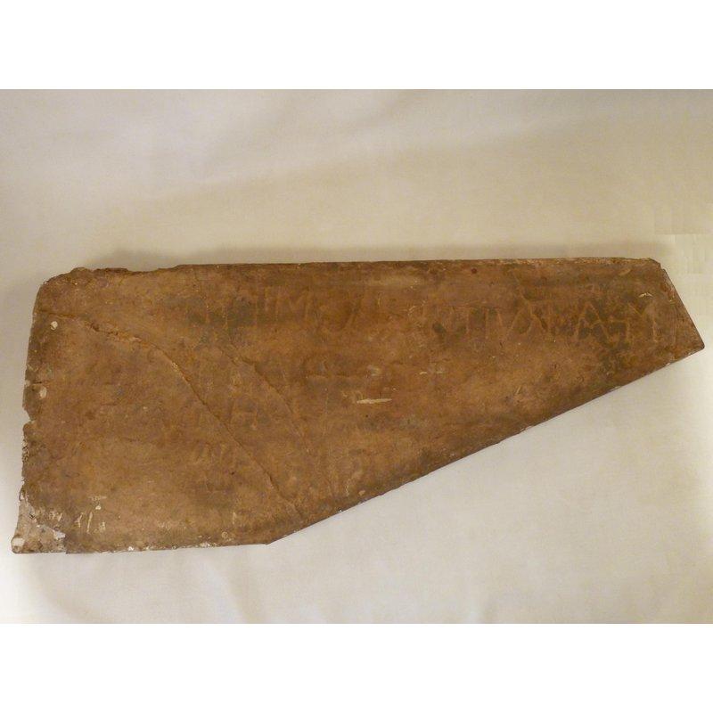 Plaster Cast of the De Ruyter Stone