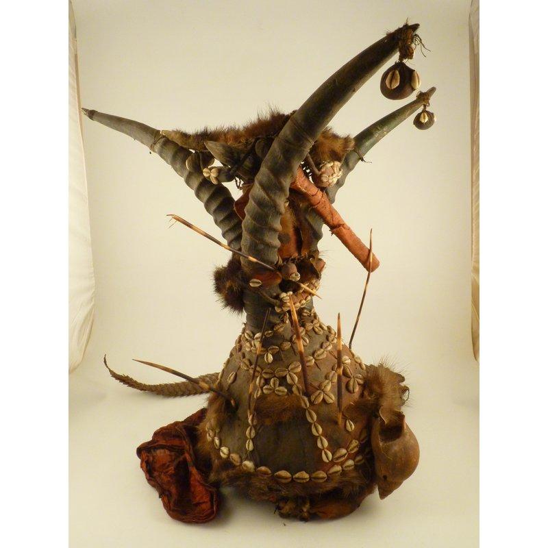 Ayogbo Headdress