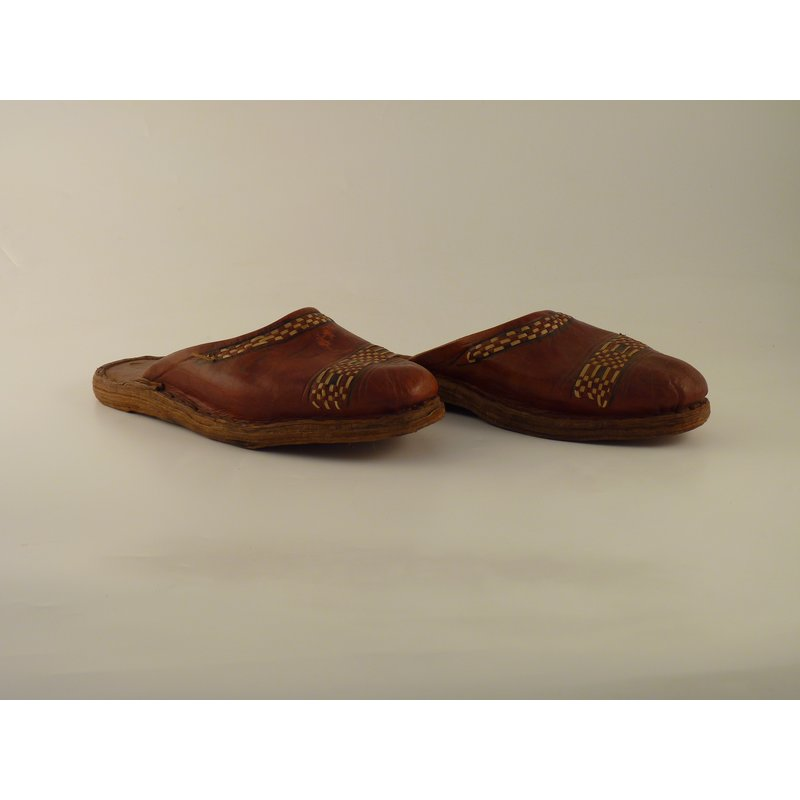 Mandingo Slippers