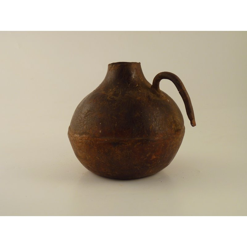 Leather Vessel