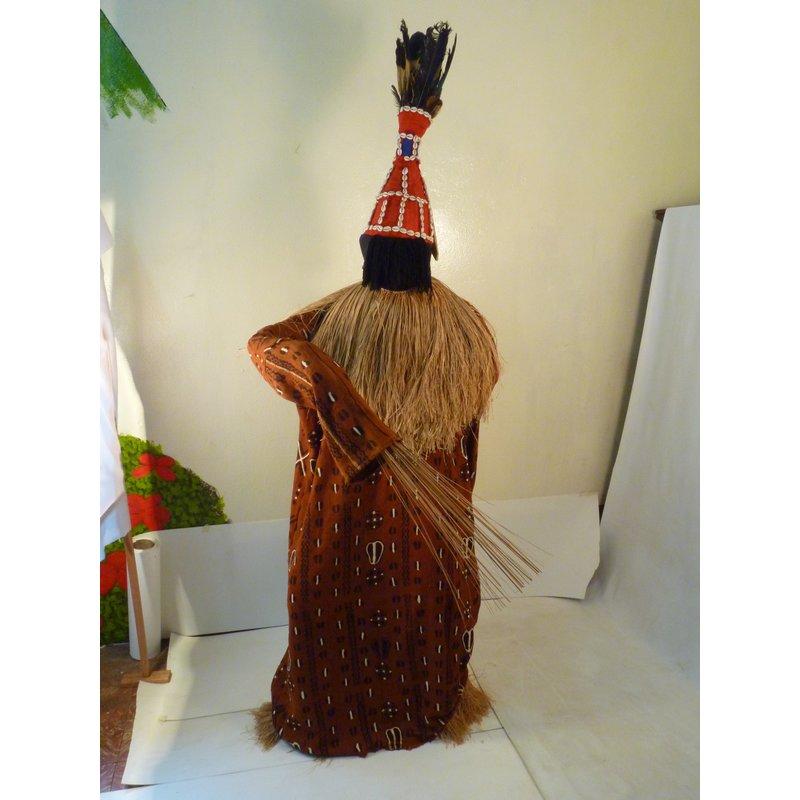 Falui Masquerade Costume