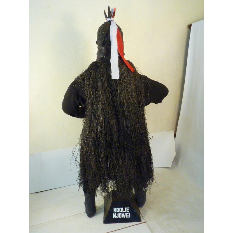 Ndoli Jowei Masquerade Costume