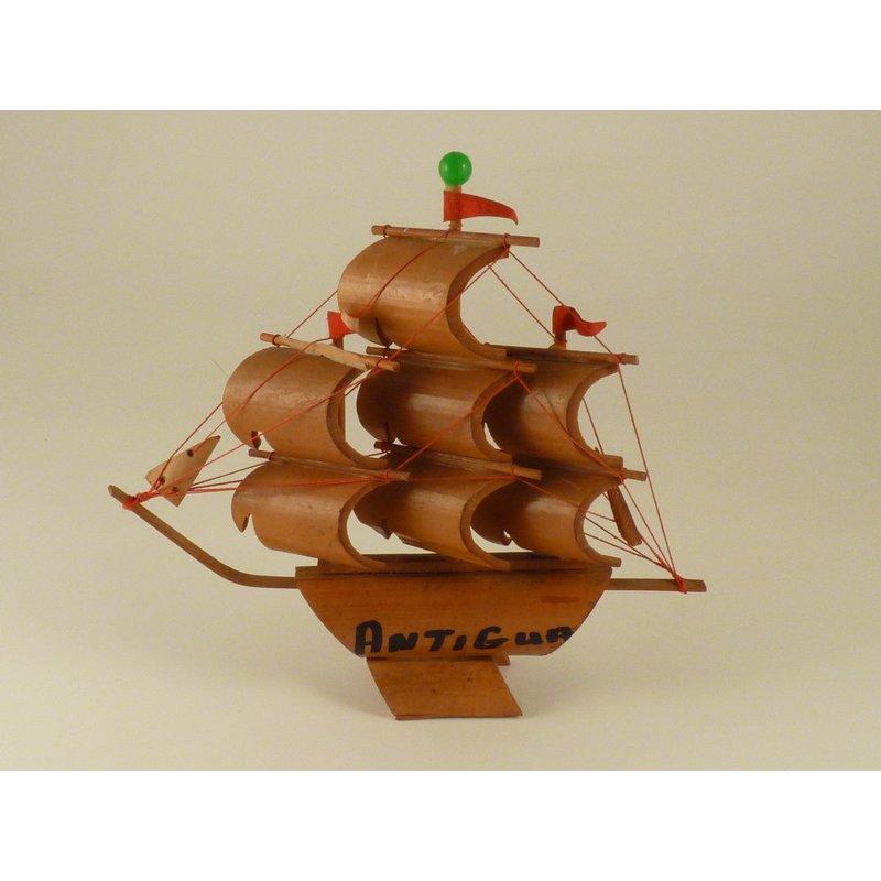Miniature Antigua Boat