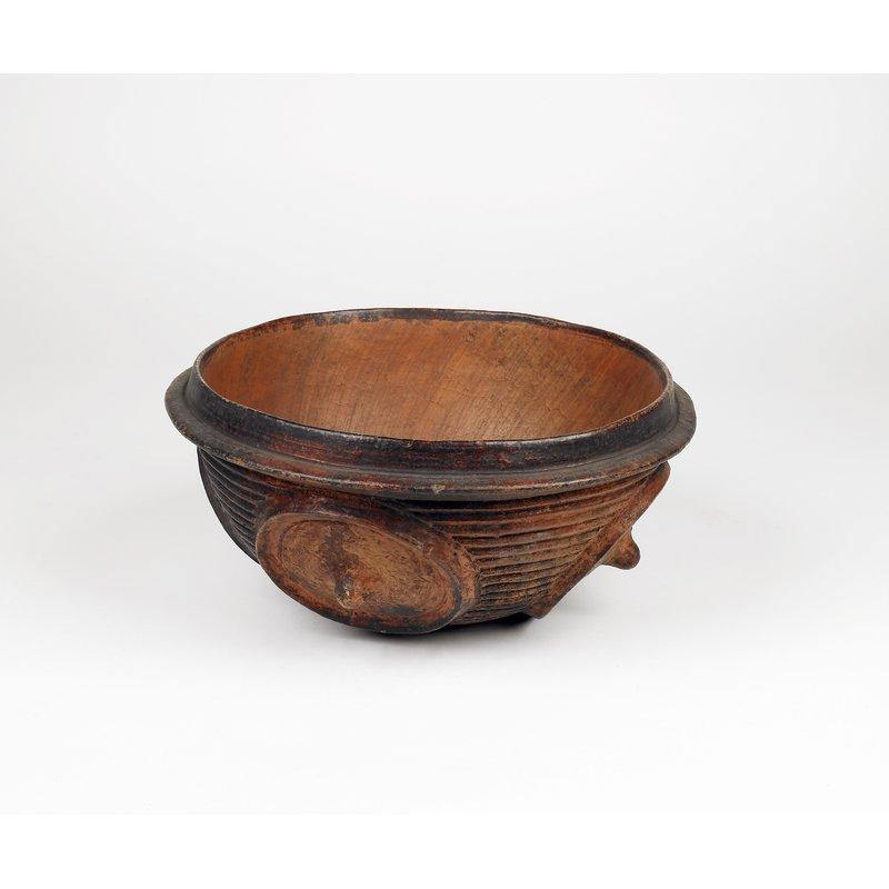 Nigerian Earthenware Bowl